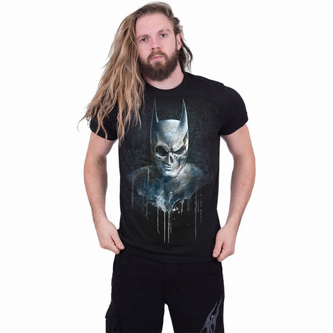 BATMAN - NOCTURNAL - T-Shirt Black - Spiral USA
