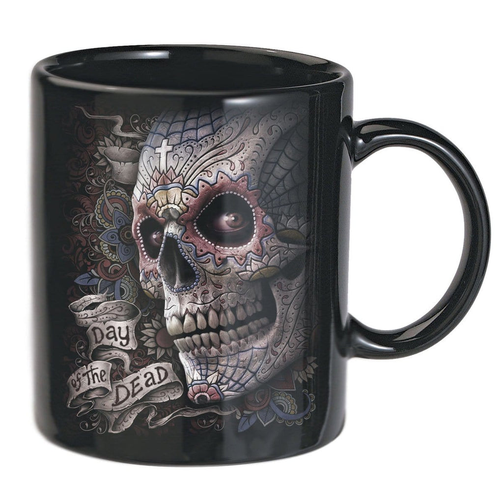DAY OF THE DEAD - Ceramic Mugs 0.3L - Set of 2 - Spiral USA
