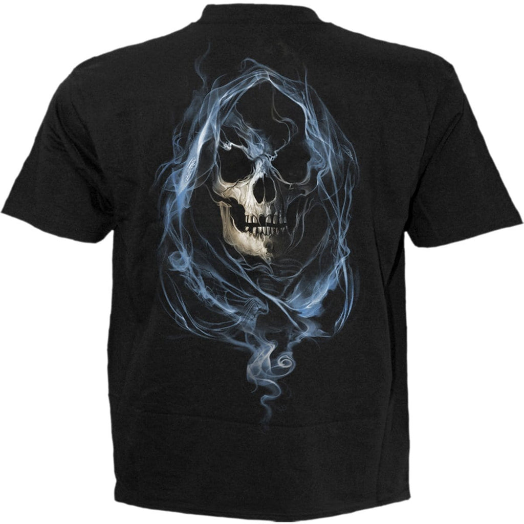 GHOST REAPER - T-Shirt Black - Spiral USA