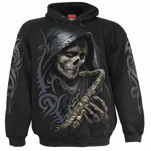 REAPER BLUES - Hoody Black