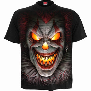 FRIGHT NIGHT - T-Shirt Black - Spiral USA