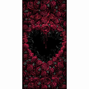 BLEEDING HEART - Bath Towel 70x140cm - Spiral USA