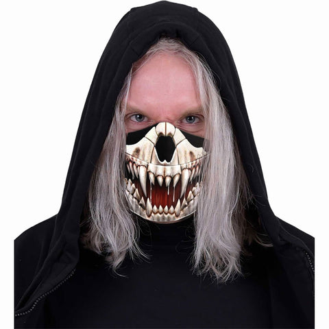 Image of ROCK JAW - Premium Cotton Fashion Mask with Adjuster - Spiral USA