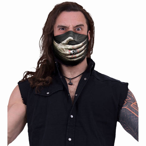 SPEECHLESS - Premium Cotton Fashion Mask with Adjuster - Spiral USA