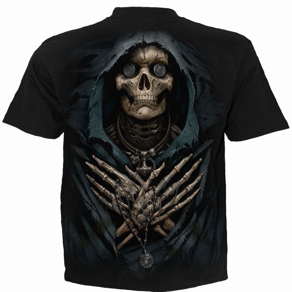 FERRYMAN - T-Shirt Black - Spiral USA
