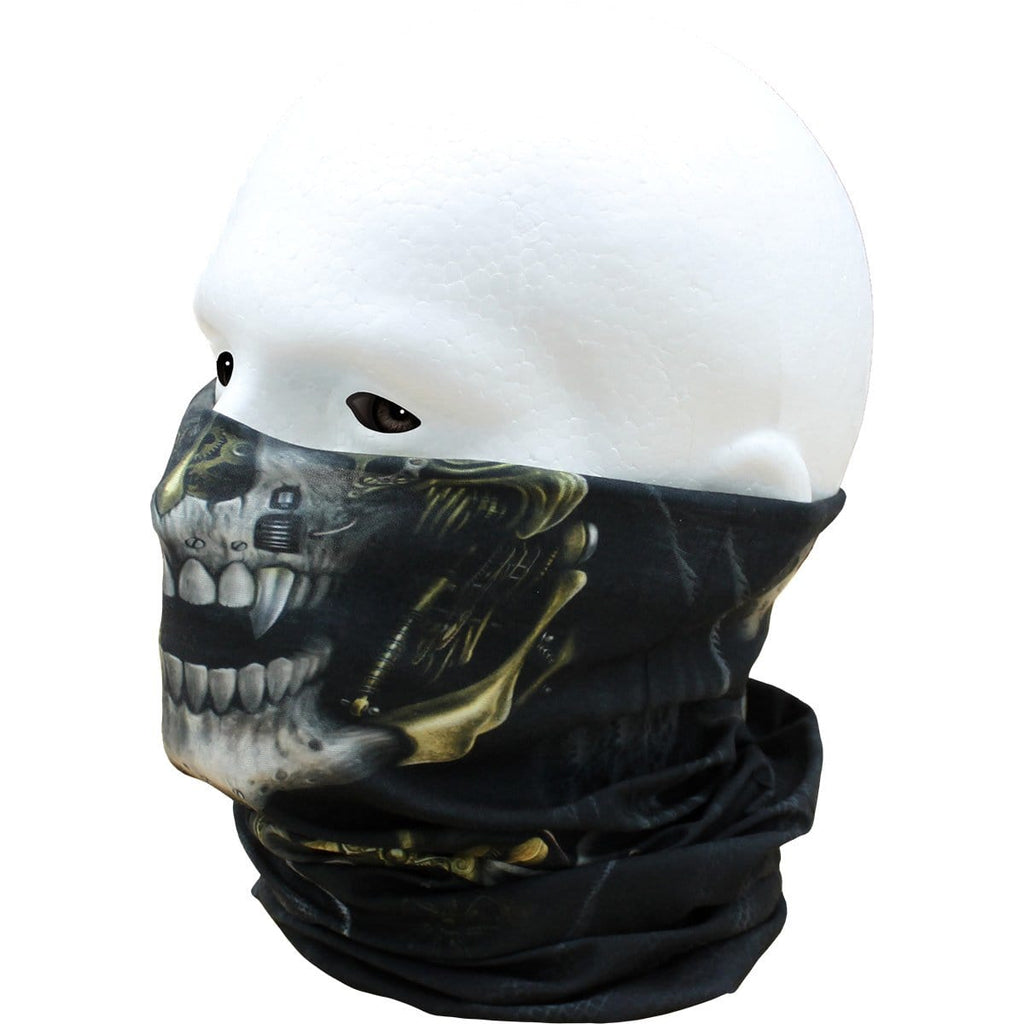 STEAM PUNK REAPER - Multifunctional Face Wraps - Spiral USA