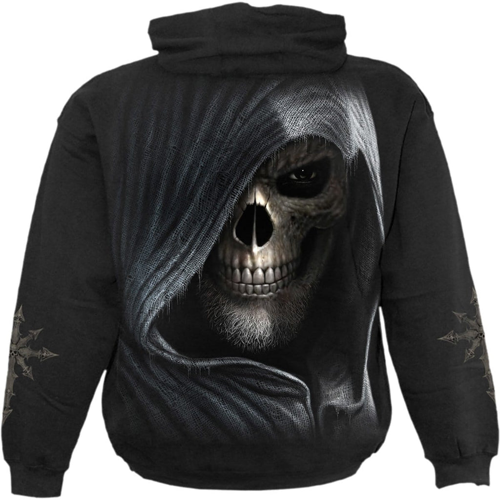 DARKNESS - Hoody Black - Spiral USA
