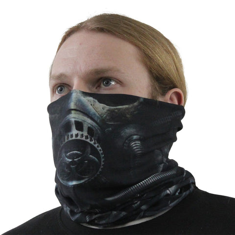 Image of BIO-SKULL - Multifunctional Face Wraps - Spiral USA