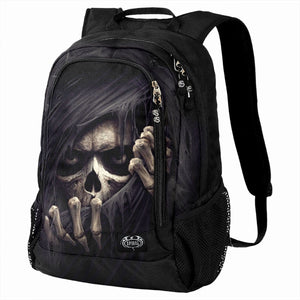 GRIM RIPPER - Back Pack - With Laptop Pocket - Spiral USA