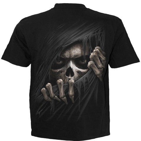 GRIM RIPPER - T-Shirt Black - Spiral USA