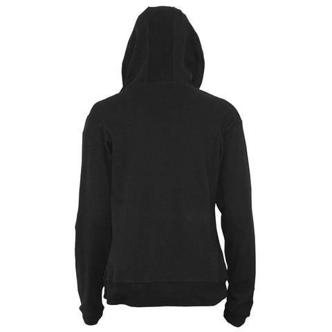 Image of METAL STREETWEAR - Street Ribbed Large Hood Hoodie  Black - Spiral USA