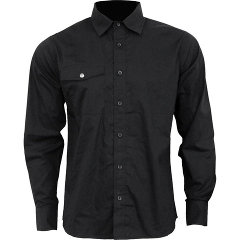 Image of METAL STREETWEAR - Longsleeve Casual Shirt