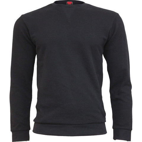 URBAN FASHION - Heavy Pique Sweat Shirt - Spiral USA