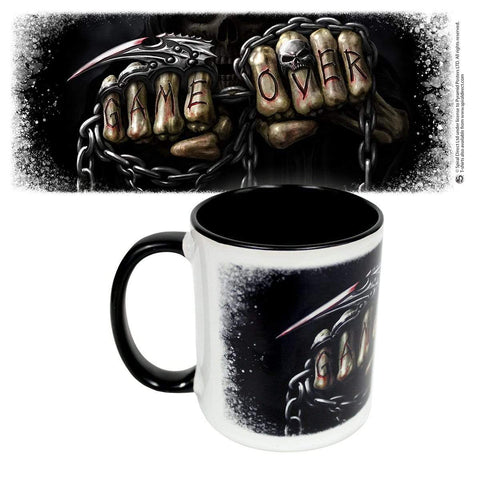 Image of GAME OVER - Ceramic Mug 0.3L - Gift Boxed