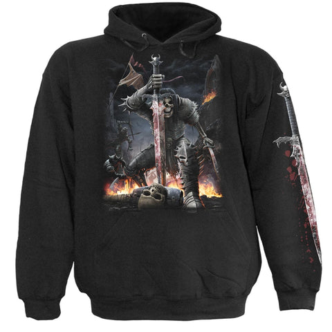 Image of SPIRIT OF THE SWORD - Hoody Black - Spiral USA
