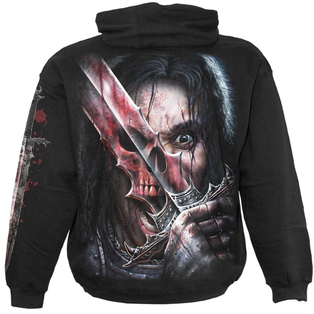 SPIRIT OF THE SWORD - Hoody Black - Spiral USA
