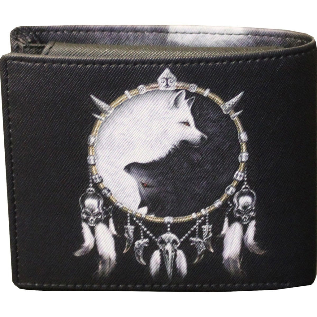 WOLF CHI - BiFold Wallet with RFID Blocking and Gift Box - Spiral USA