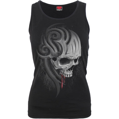 DEATH ROAR - Razor Back Top Black - Spiral USA
