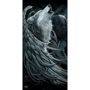 WOLF SPIRIT - Bath Towel 70x140cm - Spiral USA