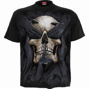 SEE NO EVIL - T-Shirt Black - Spiral USA