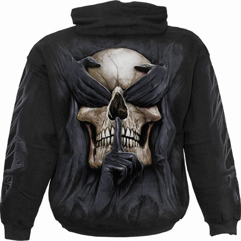 Image of SEE NO EVIL - Hoody Black - Spiral USA