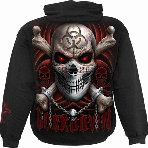 LOCKDOWN 2020 - Hoody Black