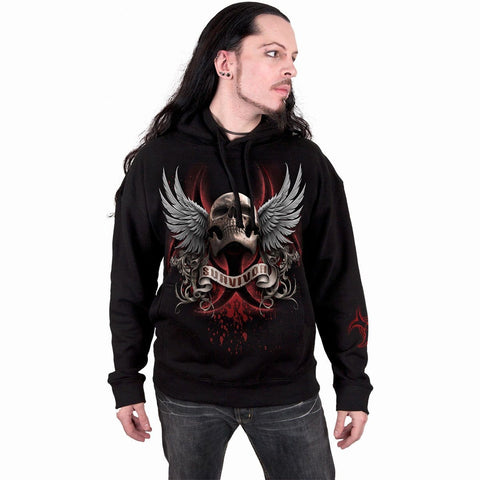 LOCKDOWN 2020 - Hoody Black - Spiral USA