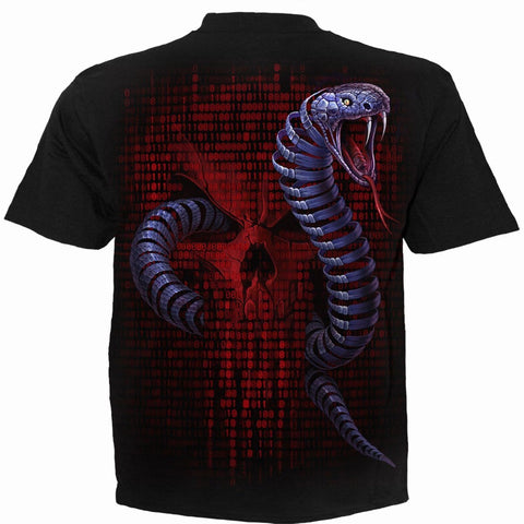 Image of PYTHON - T-Shirt Black