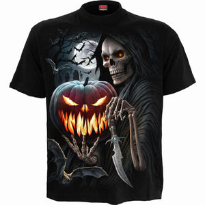 CARVING DEATH - T-Shirt Black - Spiral USA
