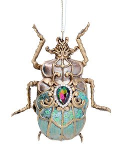 Be-jewelled Resin Insect Hanging Decoration