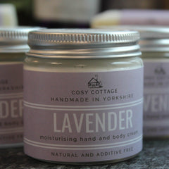 30ml Lavender Hand & Body Cream 1