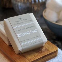55g Lemongrass Shaving Soap 1