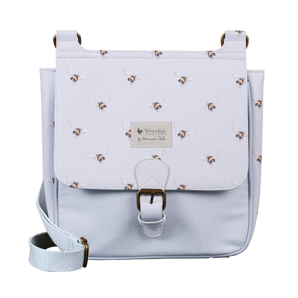 Wrendale 'Flight of the Bumblebee' Satchel Bag