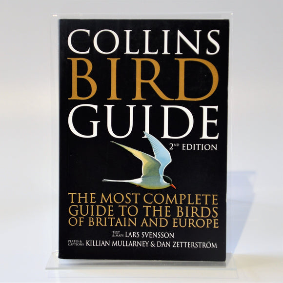 Collins Bird Guide PB 1