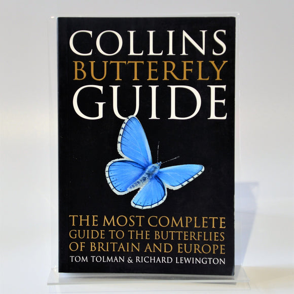 Collins Butterfly Guide PB 1