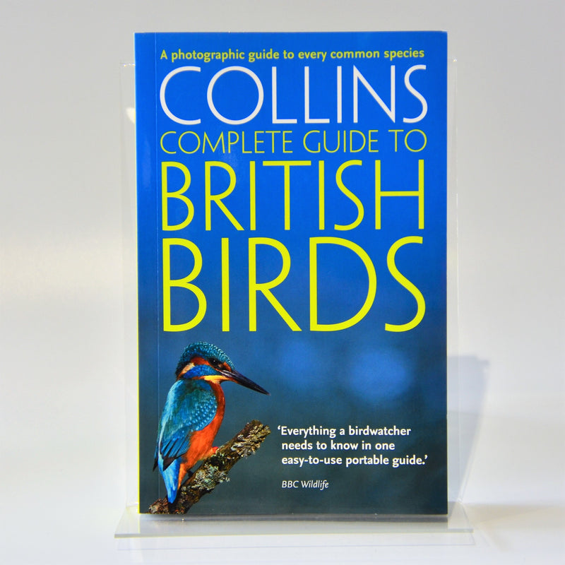 Collins Guide British Birds 1