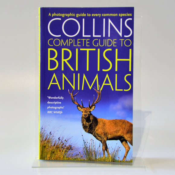 Collins Guide to British Animals 1
