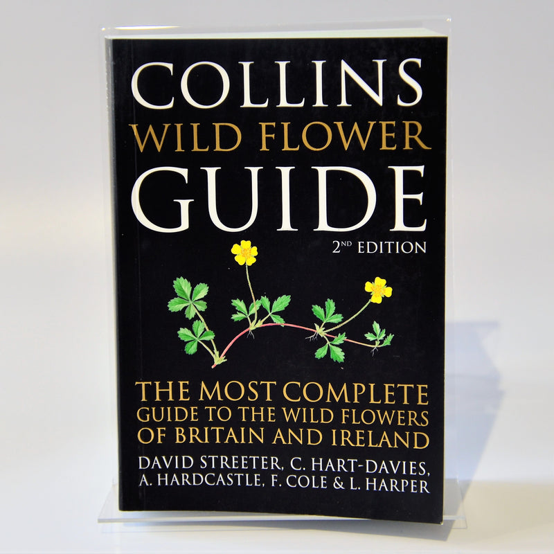 Collins Wild Flower Guide PB 1