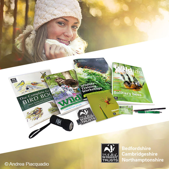 Wildlife Trust Adult Membership Gift Box