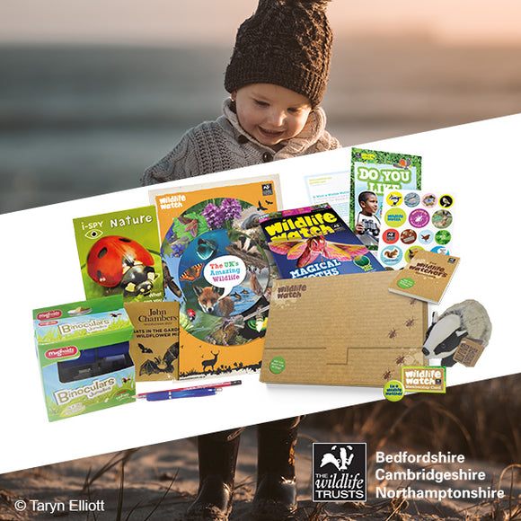 Wildlife Trust Child's Membership Gift Box