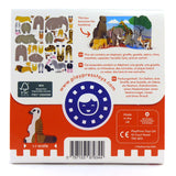 Savannah Animals Plastic-free Playset