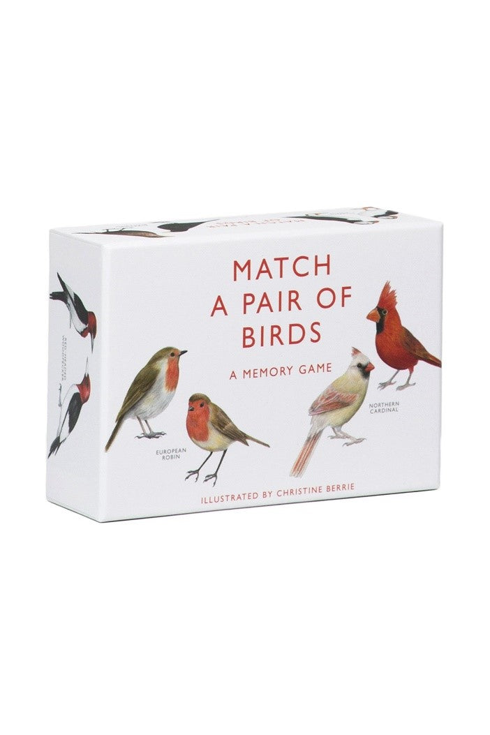Match a Pair of Birds 1