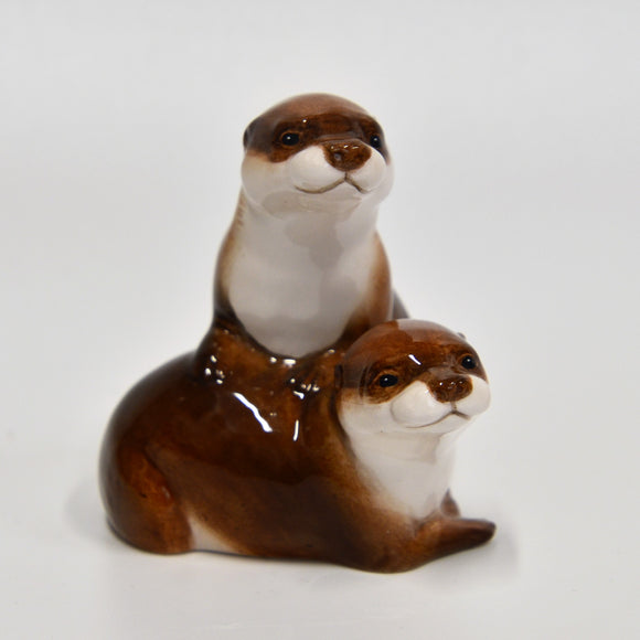 Miniature Otters 1