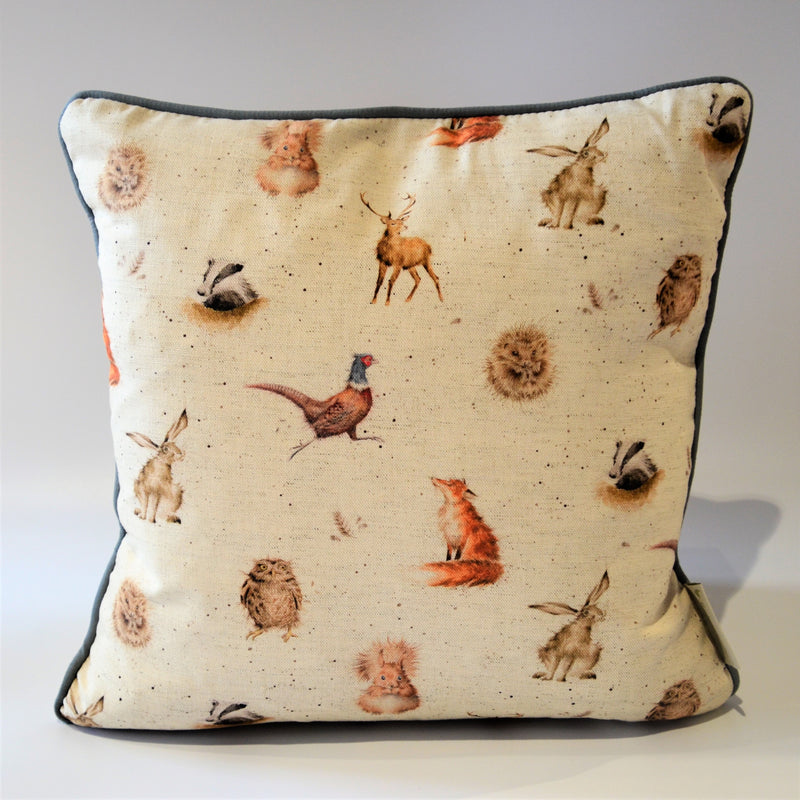 Squirrel Cushion 1