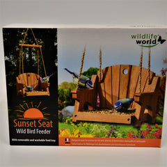 Sunset Seat Feeder - Boxed 1