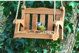 Swingseat Bird Feeder 1