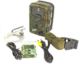 Waterproof Wildlife HD Trail Camera with PIR triggering and invisible infrared