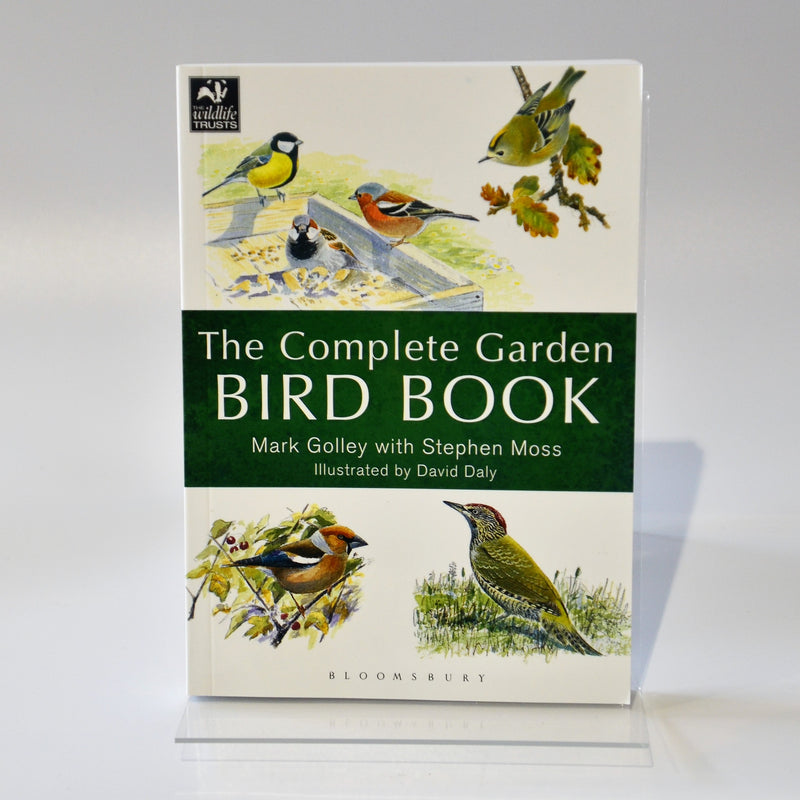 Wildlife Trust Complete Garden Bird Book 1