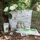 Wrendale Hare Tote Bag