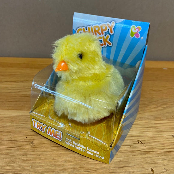 Chirpy Chick Toy